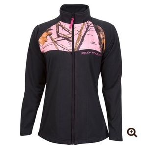 🆕 ROCKY Women's Full-Zip Fleece Jacket